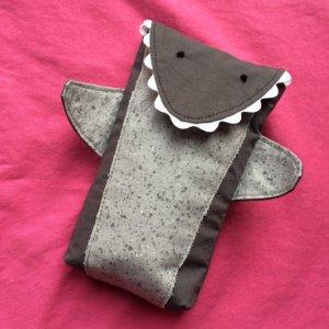 shark pouch