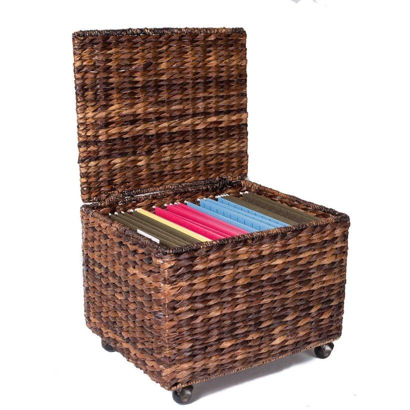 seagrass file basket