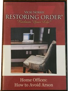 restoring order home office dvd