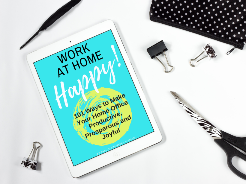 Work at Home Happy ebook